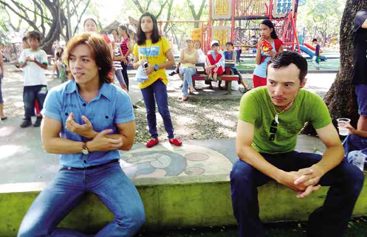 lance and eppy quizon: good character roles