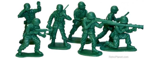 green army 4