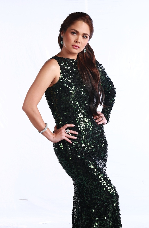 ms. judy ann santos in a great gown