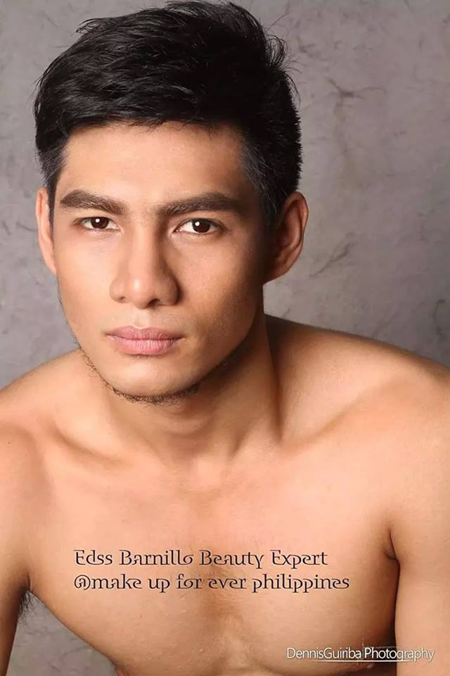 PAUL AQUINO IN A GREAT HEAD SHOT BY PHOTOGRAPHER DENNIS GUIRIBA