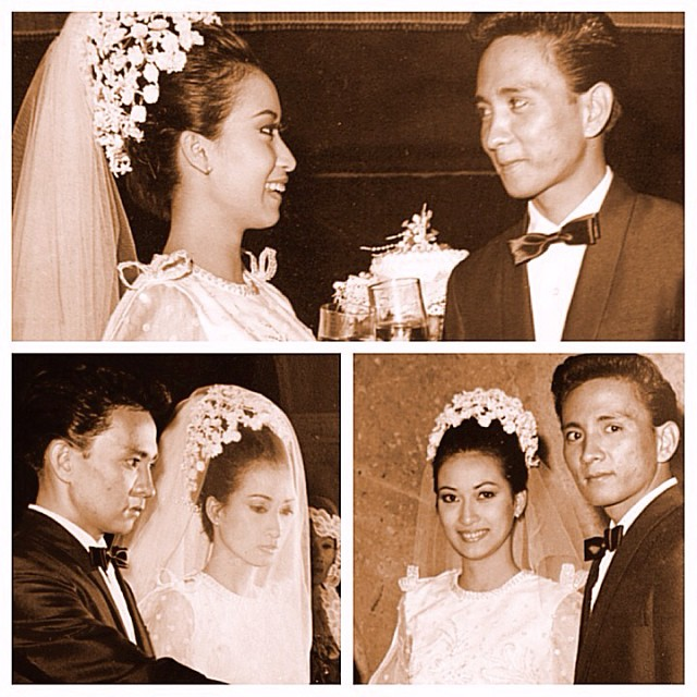 mr. & mrs. raymundo 47 years ago...