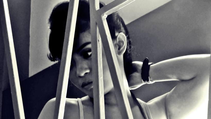 CINDY LIPER IN A TRIXIE DAUZ PHOTOGRAPH