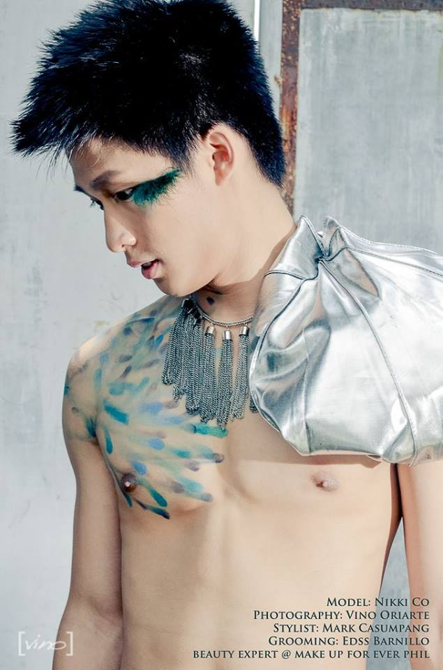 ELITE NIKKI CO - JUST LIKE AN EGYPTIAN BY VINO ORIARTE  STYLIST MARK ANTHONY CONDEZA CASUMPANG  MAKE UP BY EDUARD BARNILLO