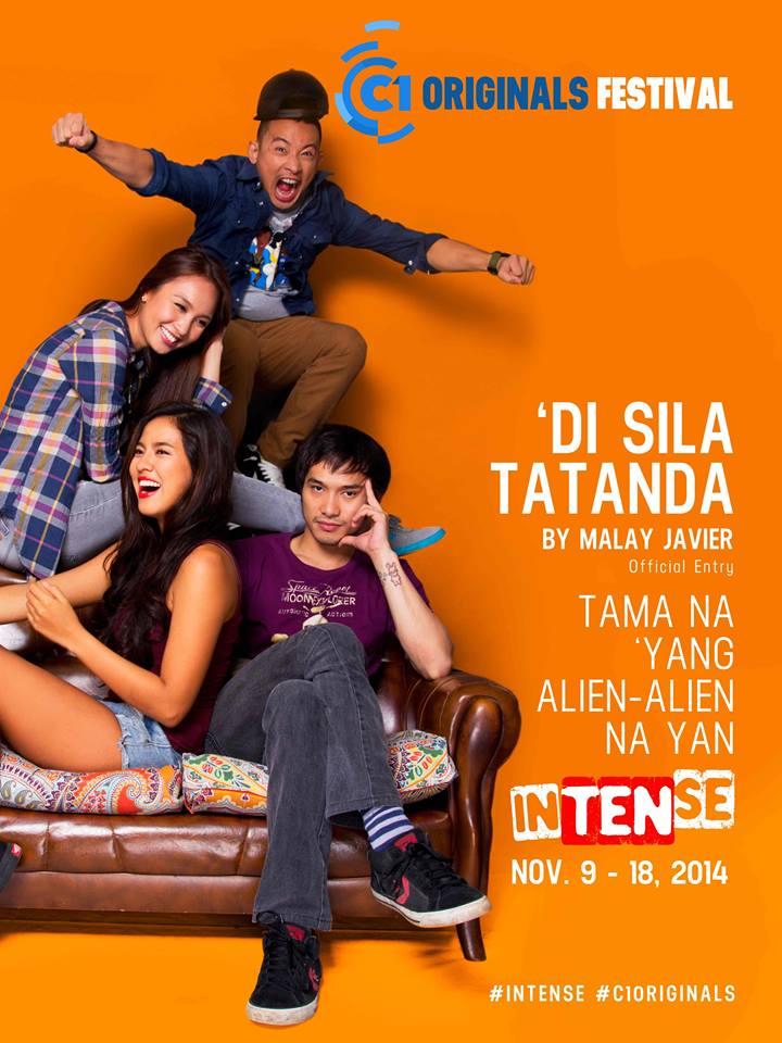 """the leading cast of """"hindi sila tatanda"""""""