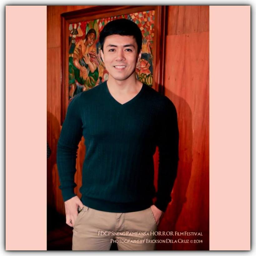 lance in a photo shot by photographer erickson dela cruz