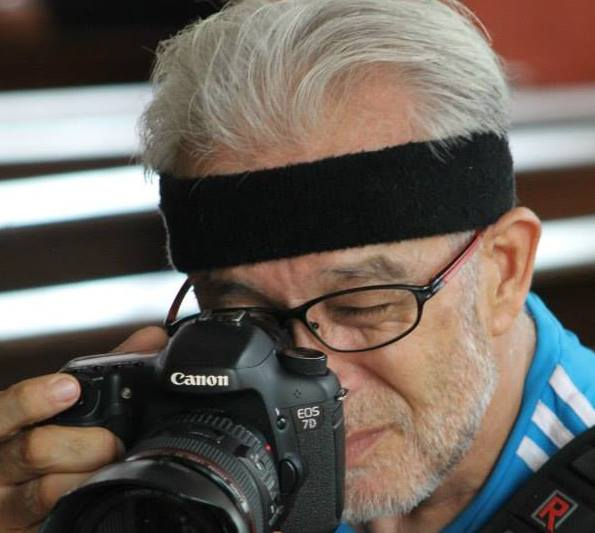 MR. DON GORDON BELL (ACTOR-PHOTOGRAPHER).