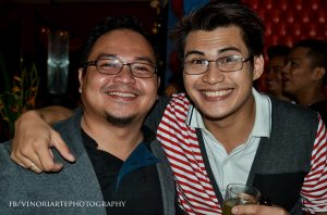 mr. vino oriarte with chris lim