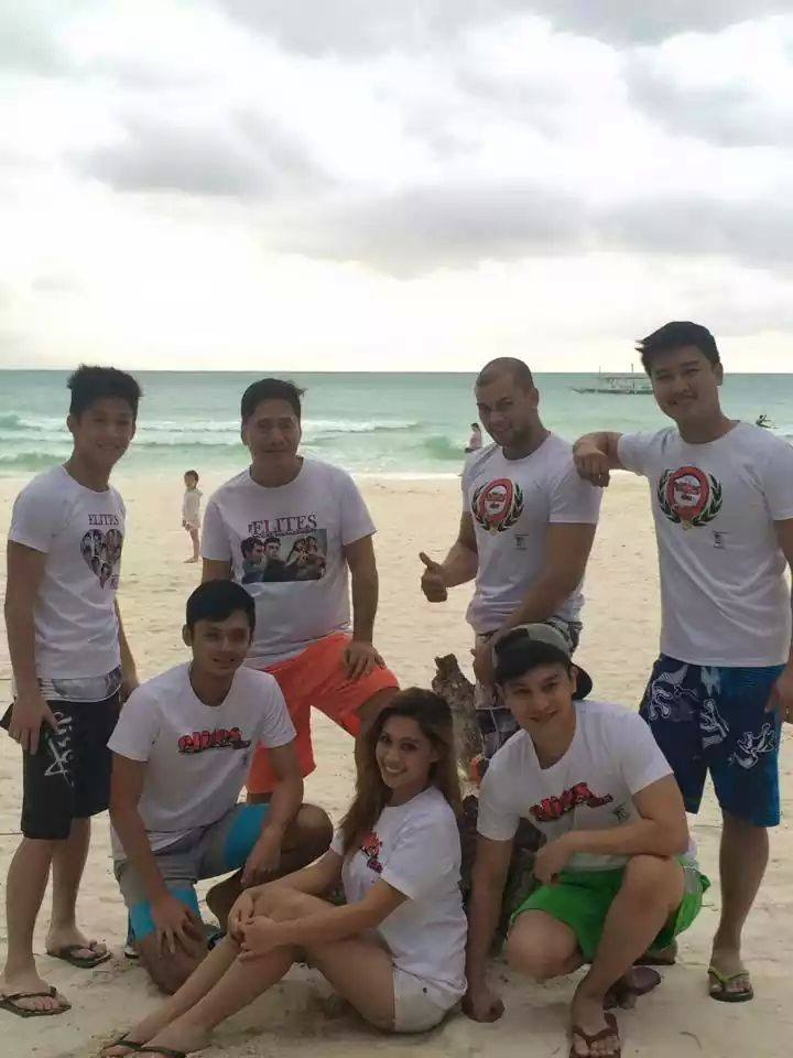 THE ELITES AT BORACAY ISLAND!