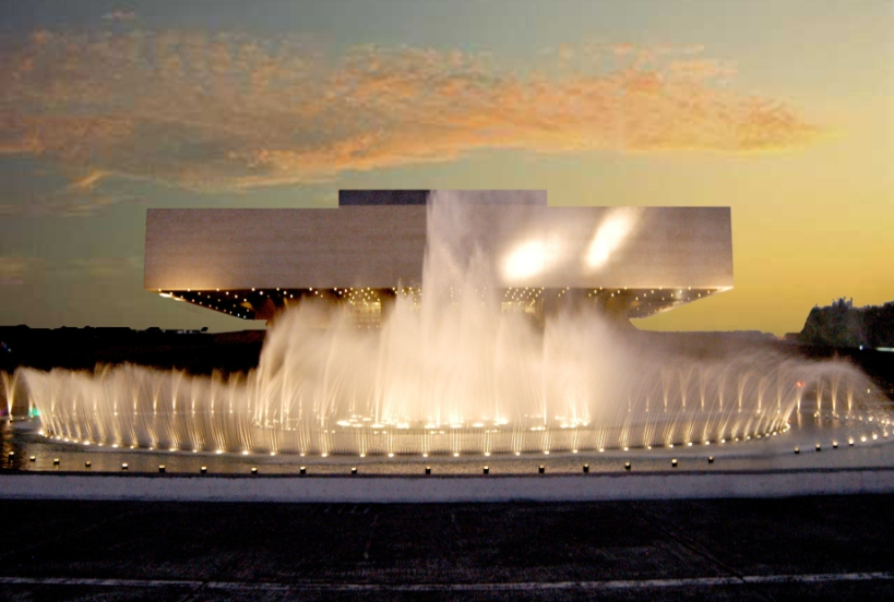 THE GREAT CULTURAL CENTER OF THE PHILIPPINES