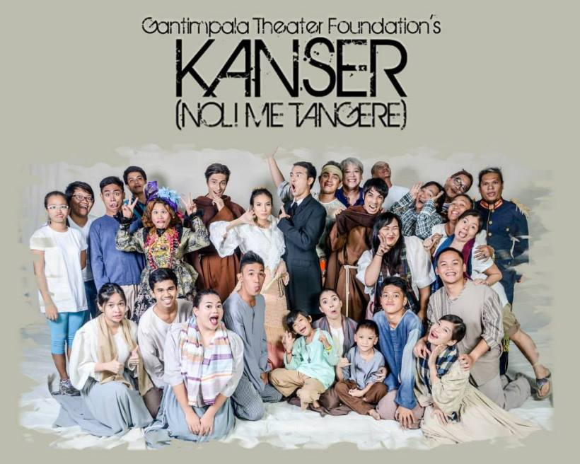 "last year's cast of ""kanser"""