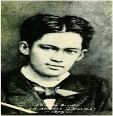 young jose rizal