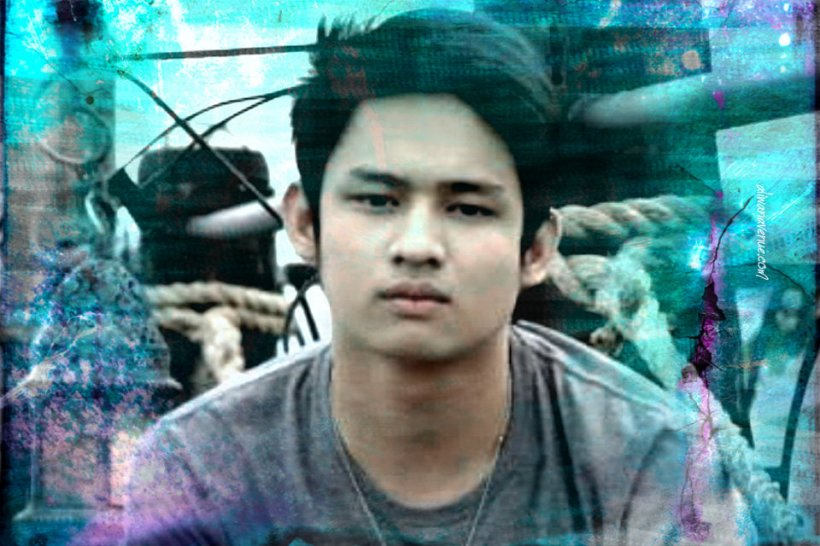 "the boyish michael will soon turn into a man f great distinction- as ""crisostomo ibarra"""