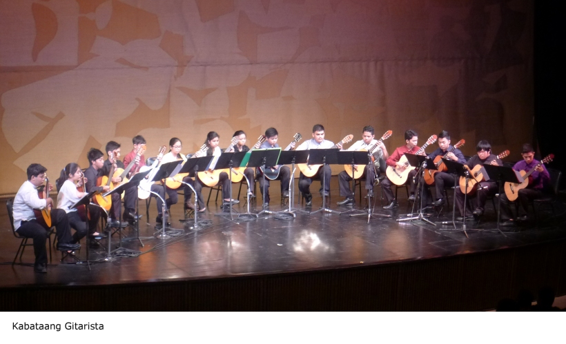 Kabataang Gitarista_PASINAYA 2015_CCP Little Theater_Feb. 15, 2015
