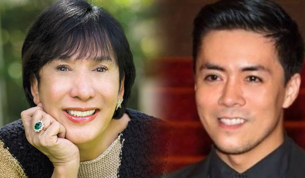 LANCE RAYMUNDO GUESTS ON RICKY REYES' TV SHOW