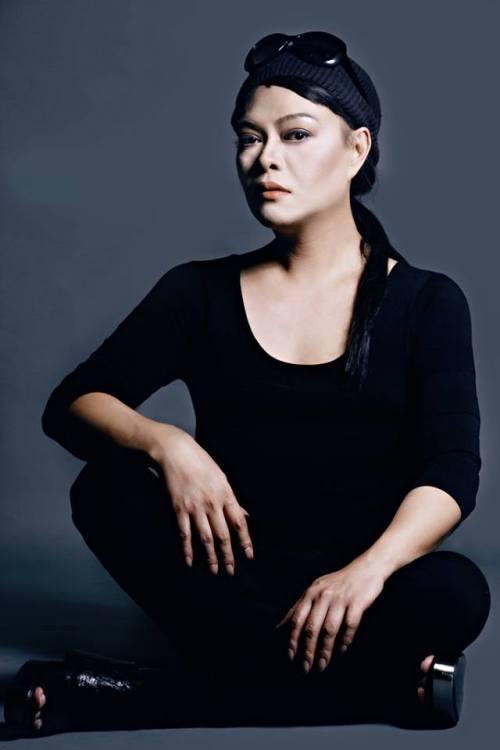 fashion designer ms. pat santos
