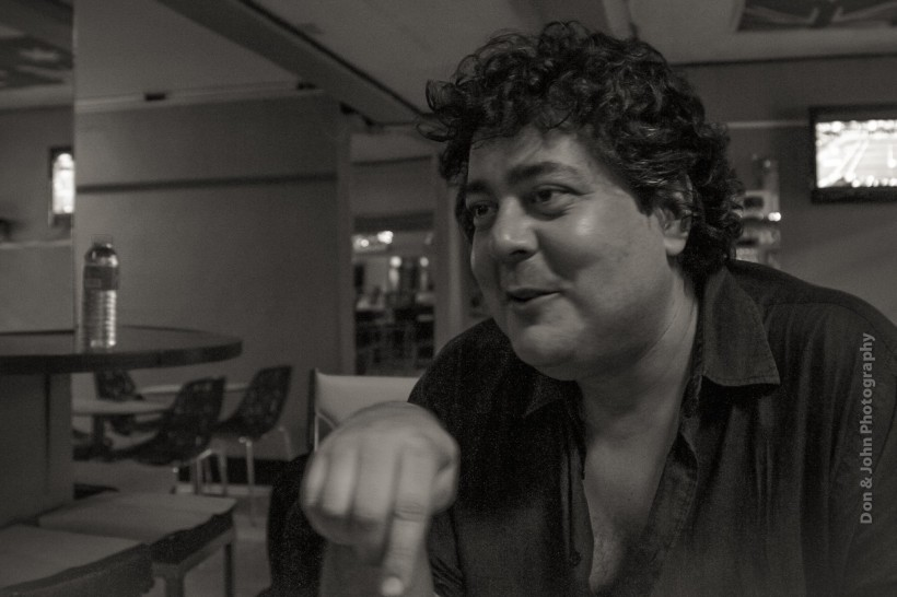 FILM PRODUCER- FLAMINIO ZADRA (chubby but handsome)