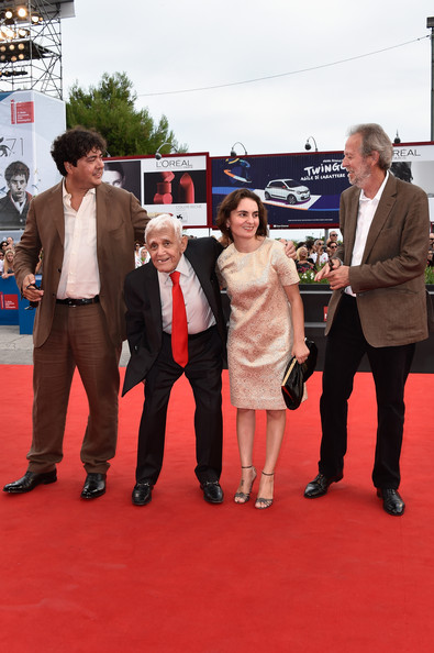 MR. ZADRA DURING THE 71ST VENICE INTERNATIONAL FILM FESTIVAL, RED CARPET PREMIERE OF HIS FILM 'THE CUT'