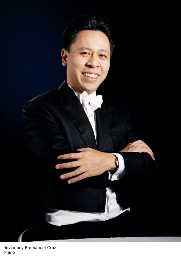 Jovianney Emmanuel Cruz (Piano)