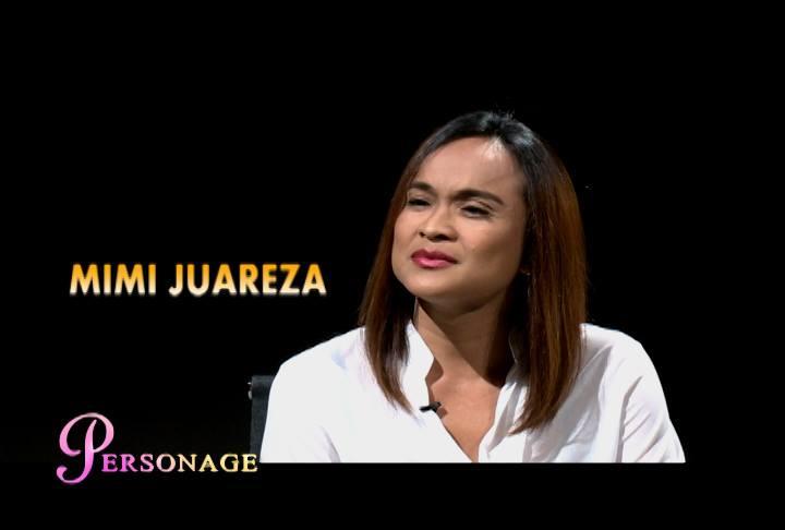 "mimi juareza guests in ""personage"""