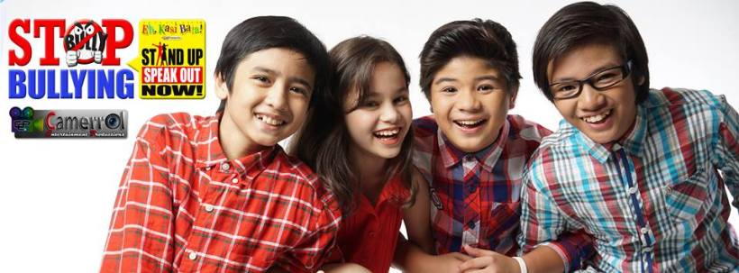 "carl, mona, bugoy and JEROME in ""eh kasi, bata!"""