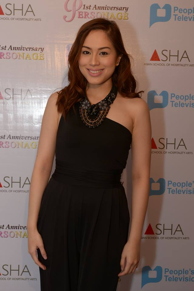 """personage"" host carla lizardo"