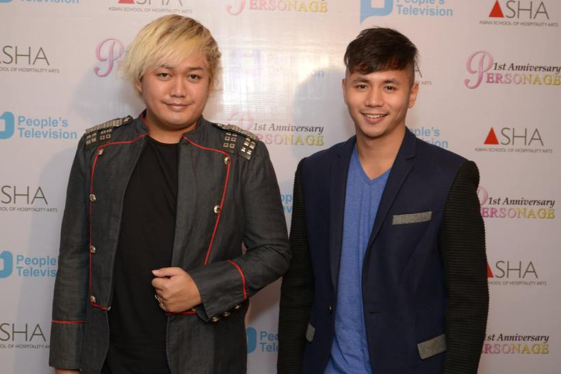 direk shandii bacolod and mike liwag
