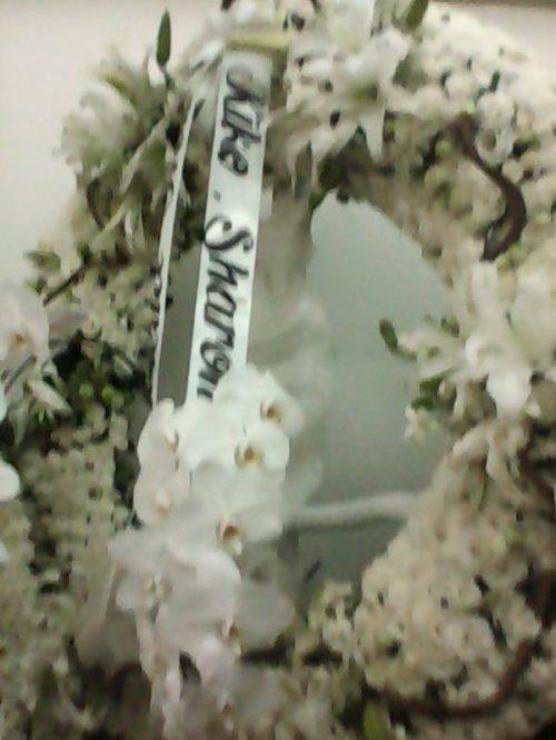 flowers from sharon cuneta and kiko pangilinan