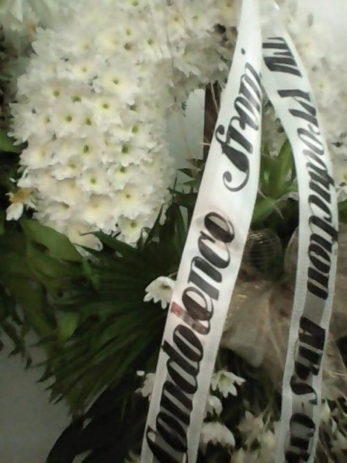 FLOWERS FROM ABS-CBN
