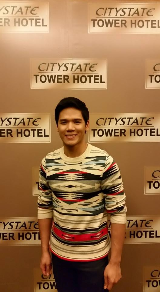 "'Good aftie Team! Thank you sa CITYSTATE TOWER HOTEL in Mabini Manila for hosting my bday celebration kagabi!!! I had a blast! Thank you Sir Ed and Ma'am Jenny Cabangon sa inyo pong suporta! Ingat kayo Team ha..""--- RALD"