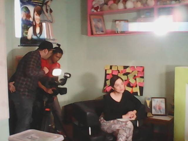 CARLA LIZARDO INTERVIEWS DENZ