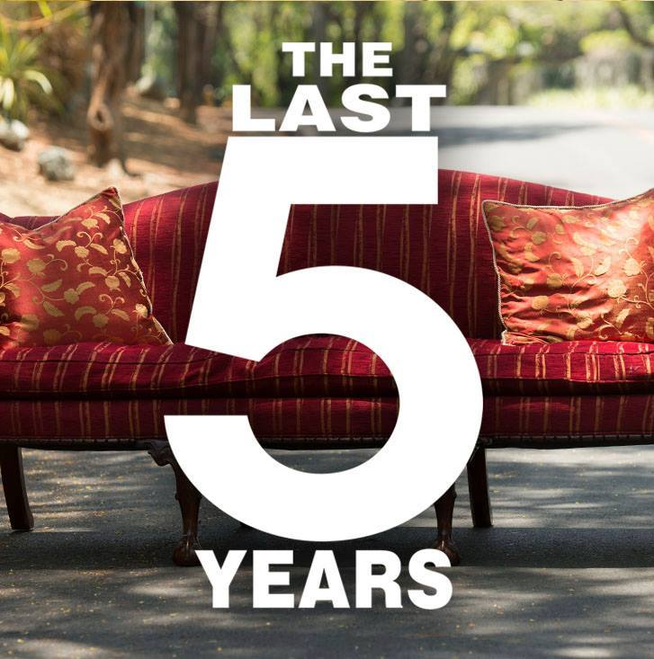 "'THE LAST 5 YEARS"" from nine works theatrical"
