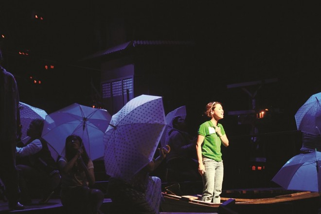 """Peta's """"Rak of Aegis,"""" with 17 nominations in the 2014 Gawad Buhay!, returns for a new run and with new cast members starting June 19. PHOTO FROM PETA Read more: http://lifestyle.inquirer.net/192481/philstage-gawad-buhays-2014-nominations-out-petas-rak-of-aegis-leads-with-17-nods#ixzz3cX1pps8m  Follow us: @inquirerdotnet on Twitter 