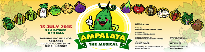 Ampalaya The Musical 2015