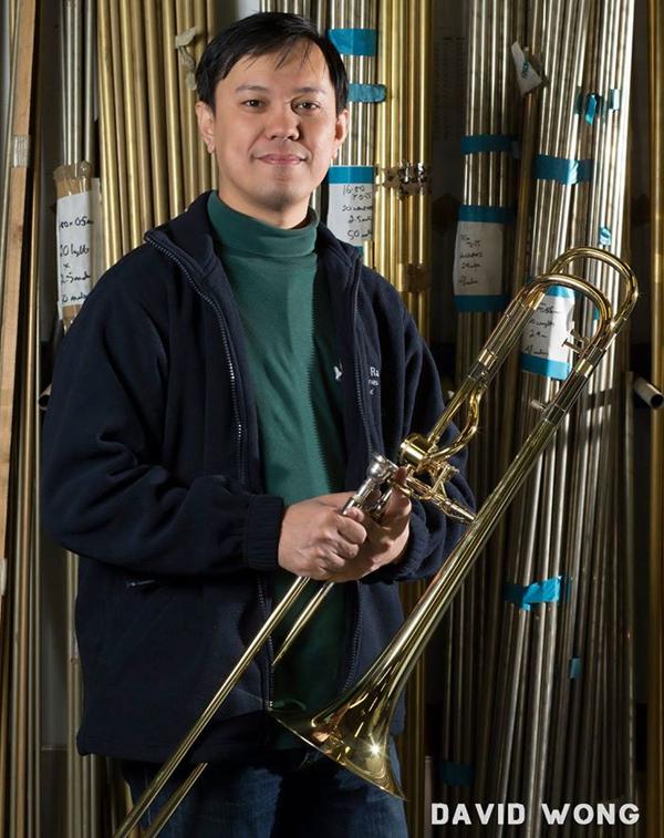 David wong bondage