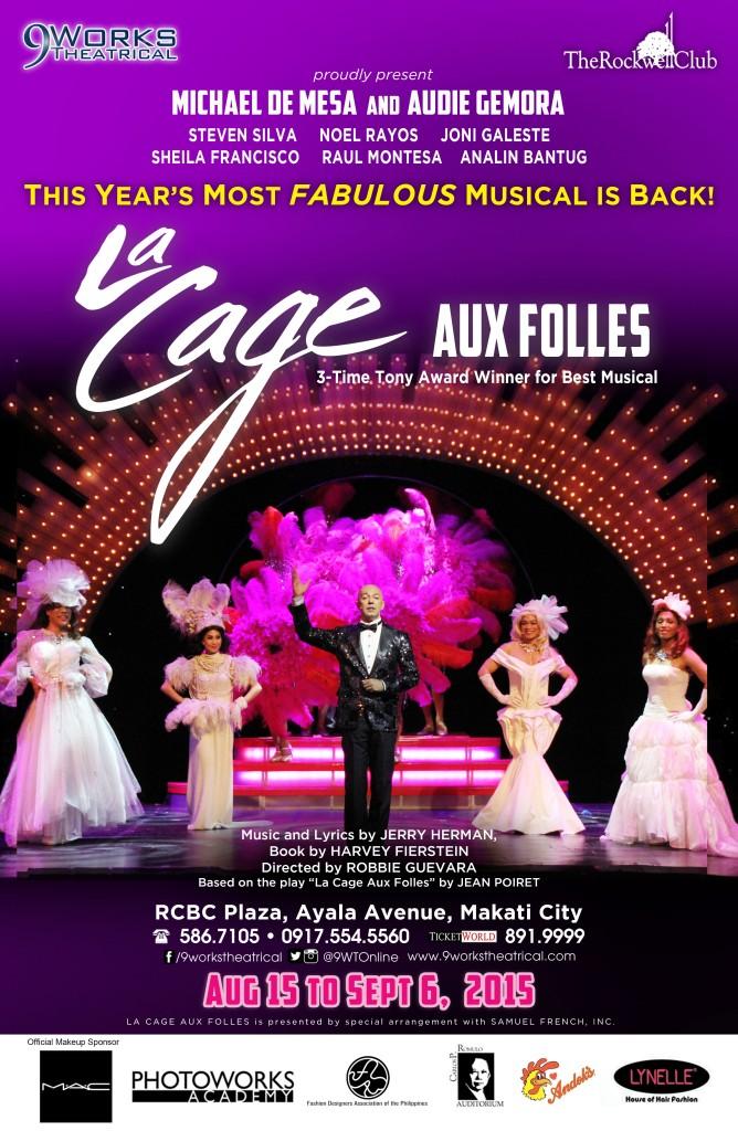 La Cage aux Folles rerun Poster