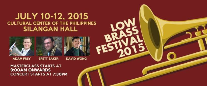 Low Brass Festival 2015