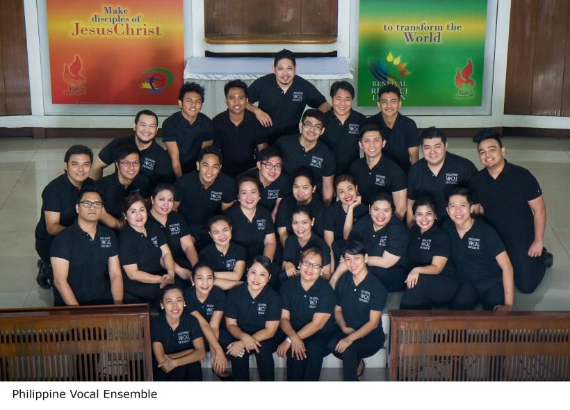 Philippine Vocal Ensemble_Choir