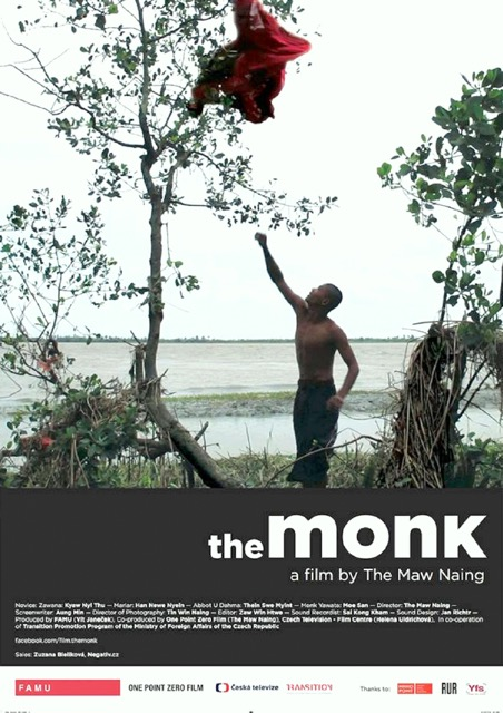 POSTER-The Monk
