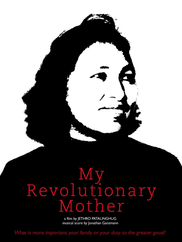 PosterDocu-My Revolutionary Mother