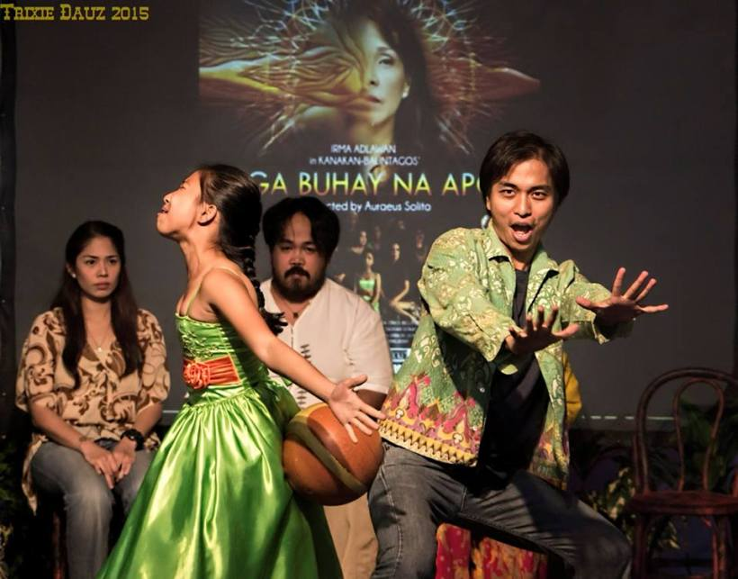 "authentic moves, creative wisdom from the play ""mga laruang apoy"""