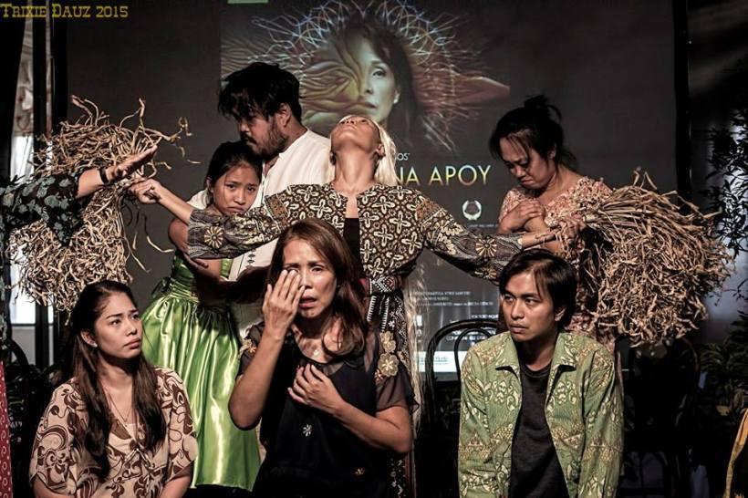 """""""mga buhay na apoY: a humble but great acting cast!"""