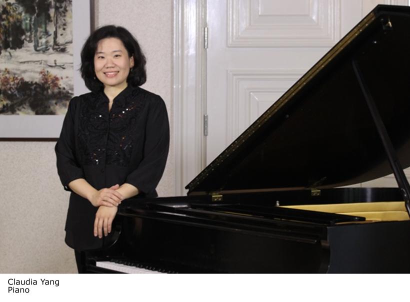 Claudia Yang (Piano)