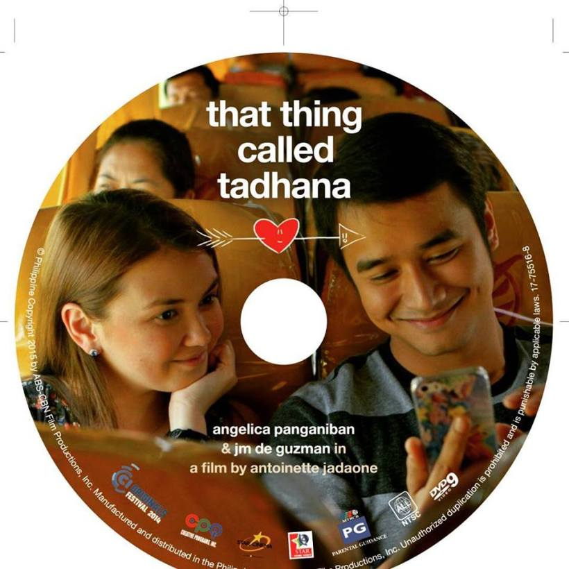 "angelica panganiban and jm de guzman in ""that thing called tadhana"""