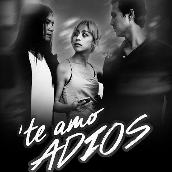 """te amo adios"" film poster"