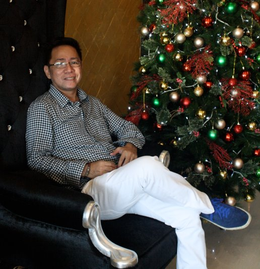 MR. ANJOY HIPOLITO, CELEBRITY STYLIST