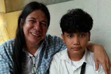 JOBERT WITH SON CARLO