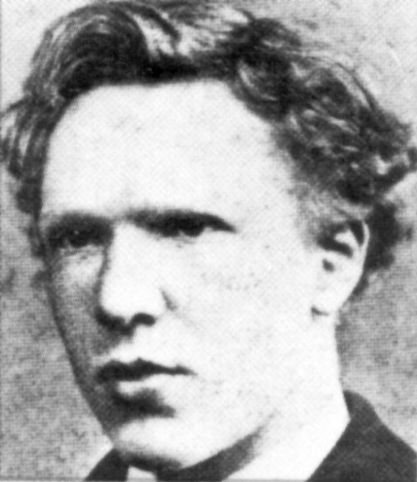vincent in early 20's