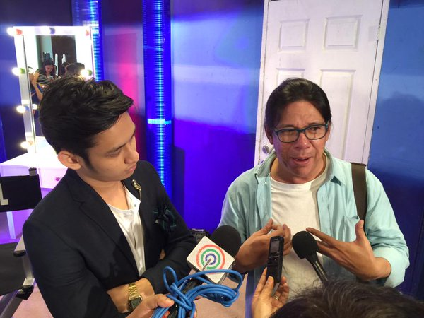 jobert explains to the media the latest michael pangilinan scandal