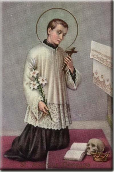 ST. ALLOYSIUS
