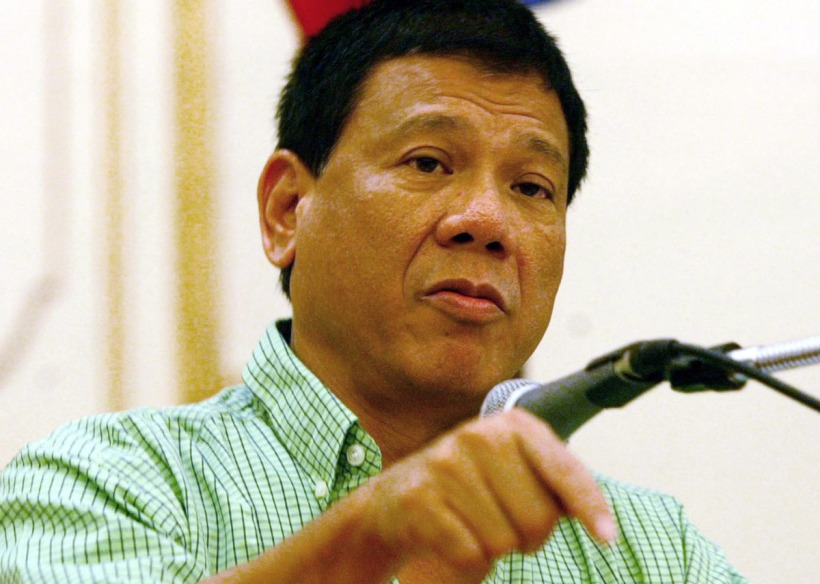 duterte: up to bring change?